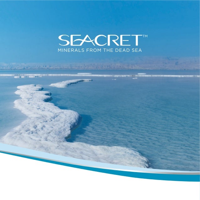 Seacret product book
