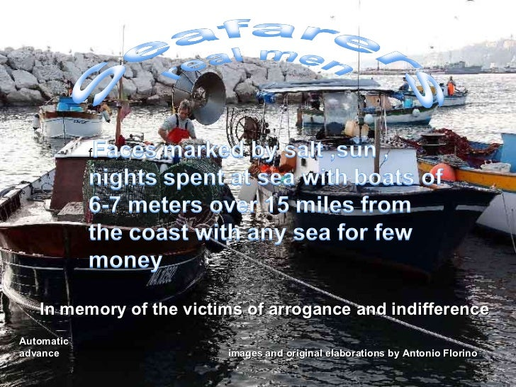 In memory of the victims of arrogance and indifference Automatic advance images and original elaborations by Antonio Florino