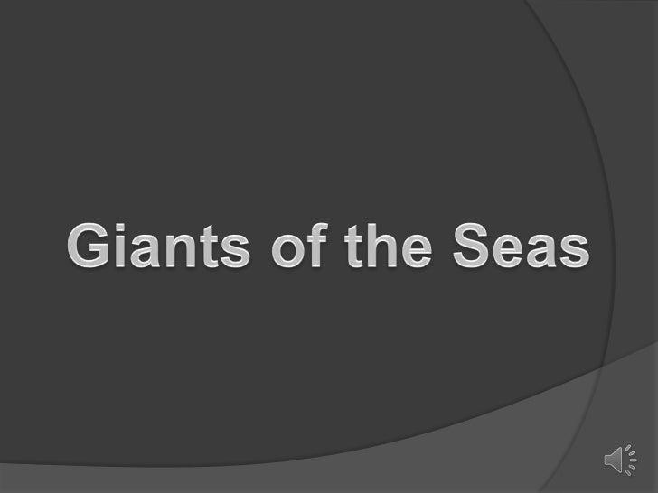 Seagiants
