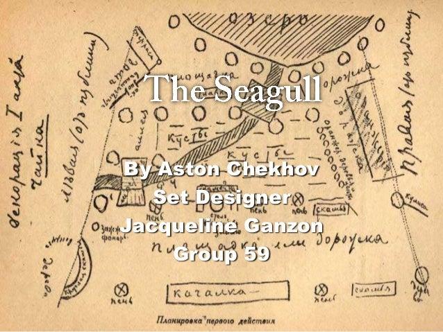 By Aston Chekhov Set Designer Jacqueline Ganzon Group 59