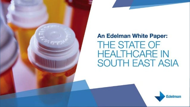 The State of Healthcare in South East Asia