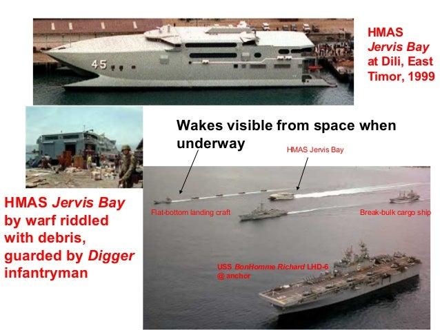 HMAS                                                                       Jervis Bay                                     ...
