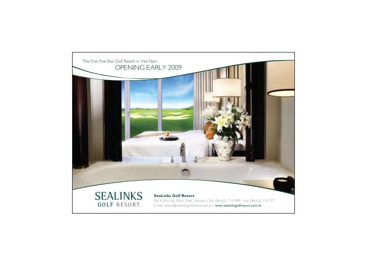 Thiet ke print ad - Sealinks