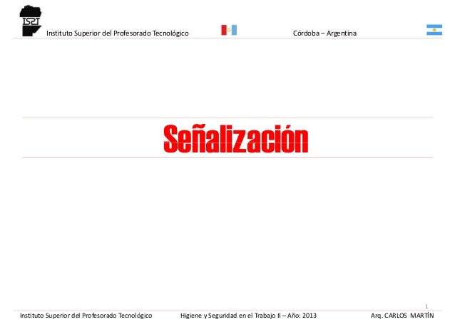 InstitutoSuperiordelProfesoradoTecnológicoCórdoba– Arge...