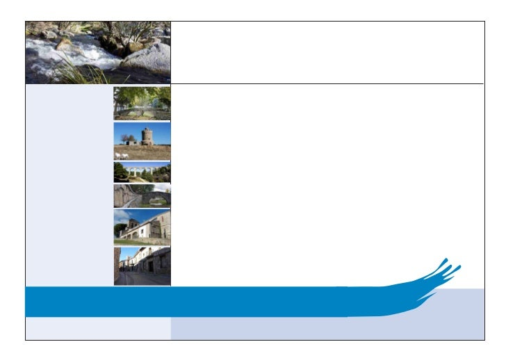 Señalizacion Turistica en Sierra Oeste Manual