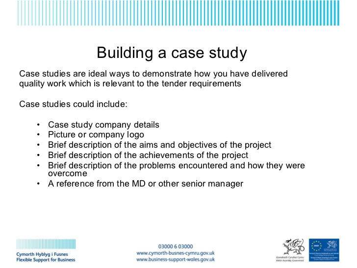 short case study