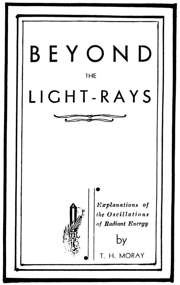 Beyond the Light-Rays