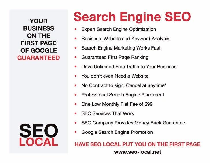 Search Engine Seo Atlanta Georgia