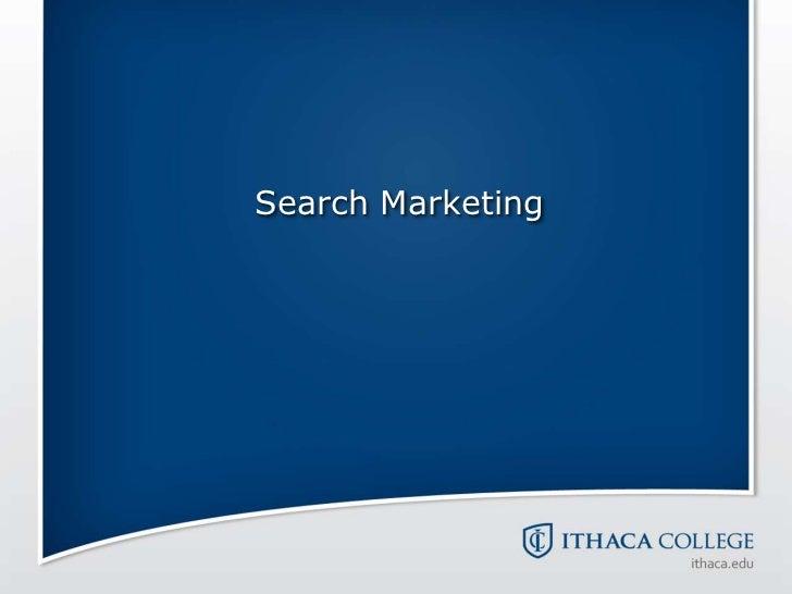 Search marketing-10-02-12