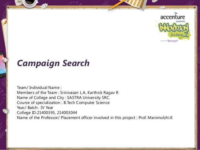 Search 2013