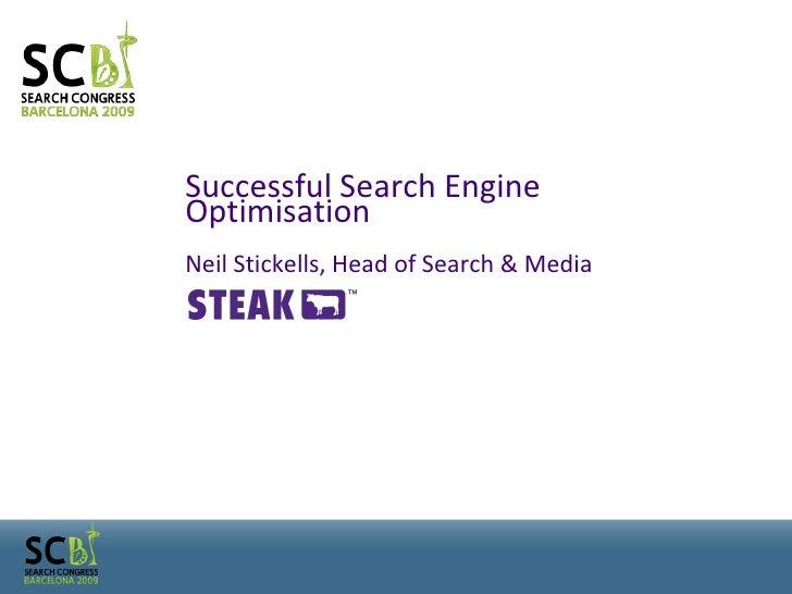Search Congress   Barcelona 2009   Steak V2