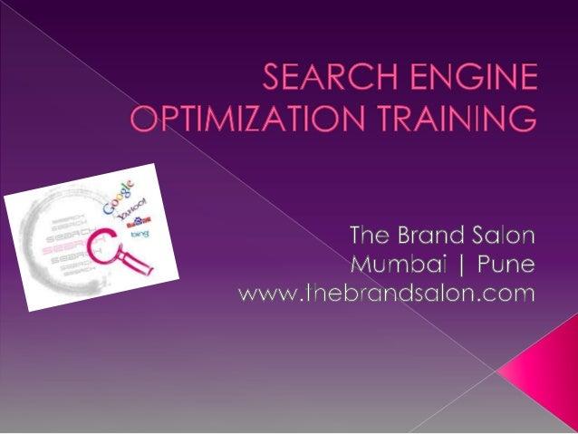 Search engine optimization | Brand Salon