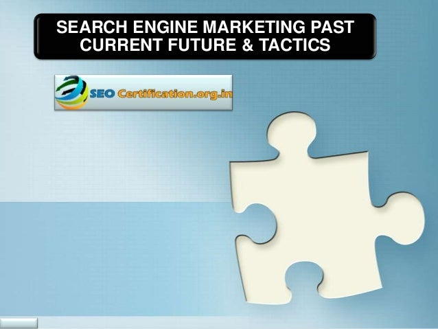 Search engine optimization rankings, tactics & trends