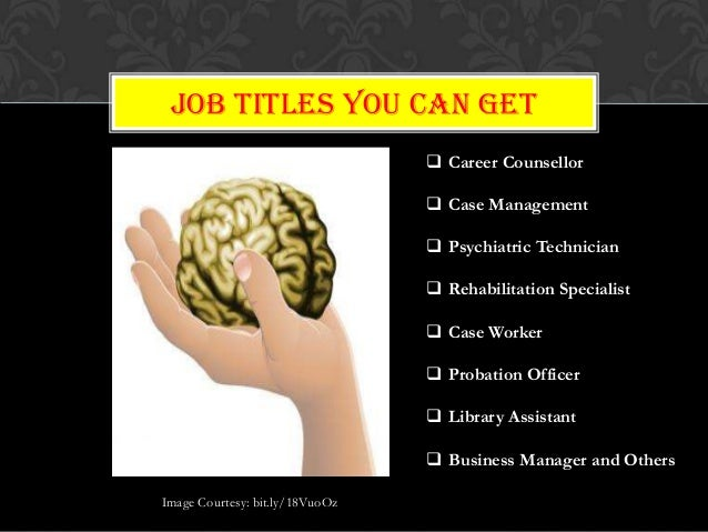 What jobs can someone with a psychology degree find?