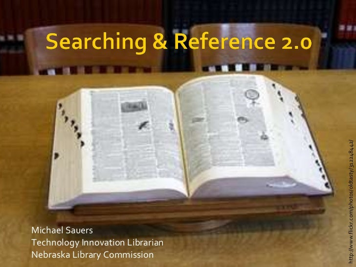 Searching & Reference 2.0