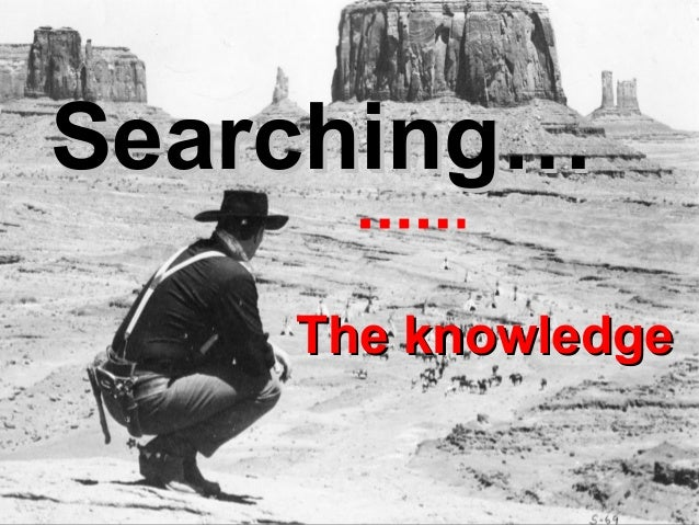 Searching Knowledge (medialab, 2005)