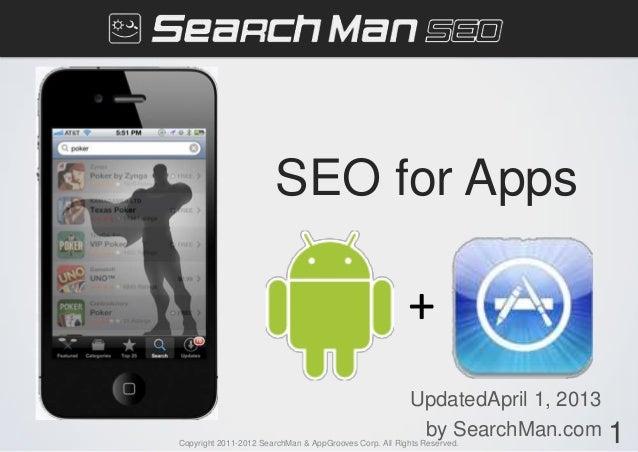 SearchMan FOUND SV Presentation