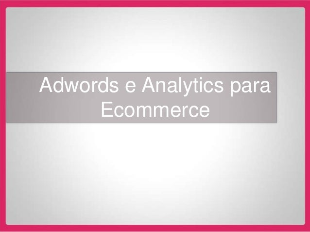 Search mkt ecommerce