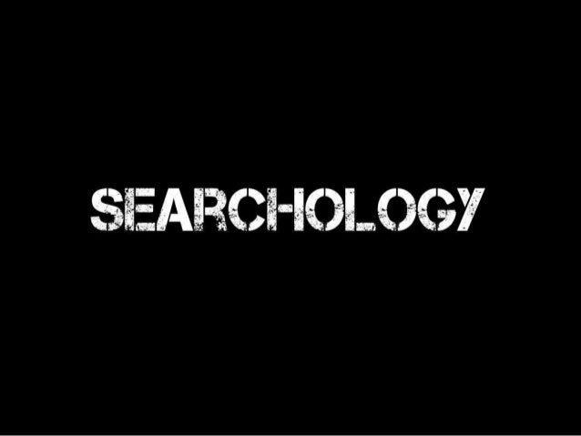 Searchology is an online video series that is produced by Jim Stroud and published on The Searchologist website. ( search....