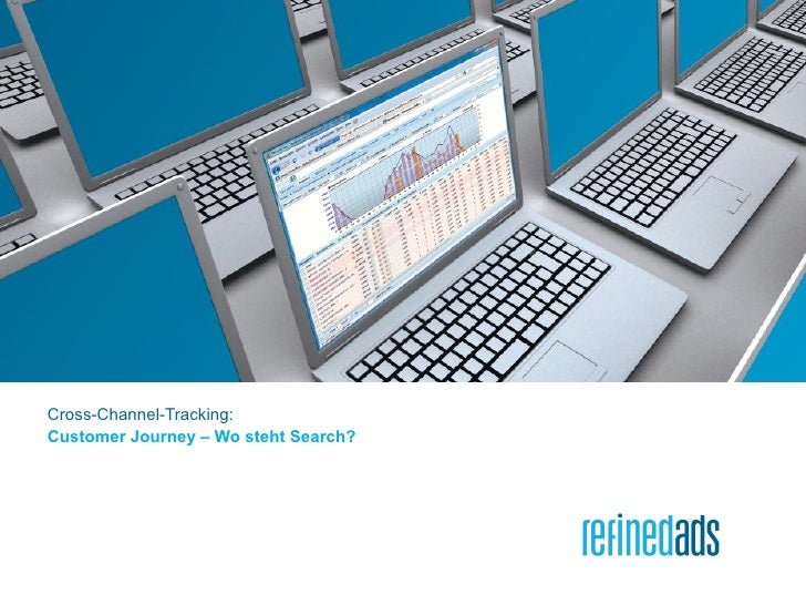 Cross-Channel-Tracking:Customer Journey – Wo steht Search?