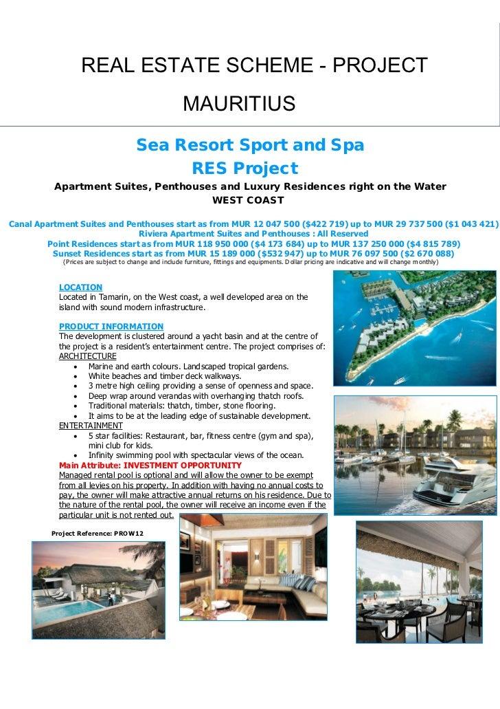 Sea resort sport& spa