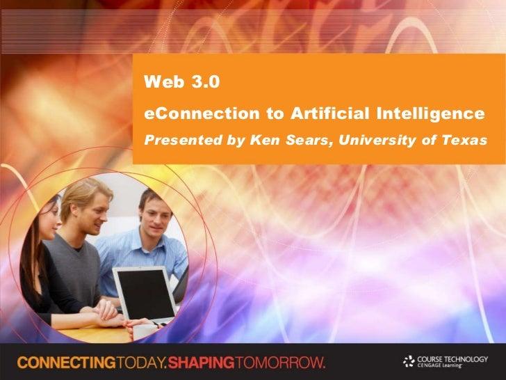 Sears web30e connectionartificialintelligence