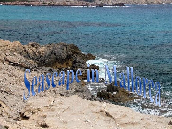 Seascape in Mallorca