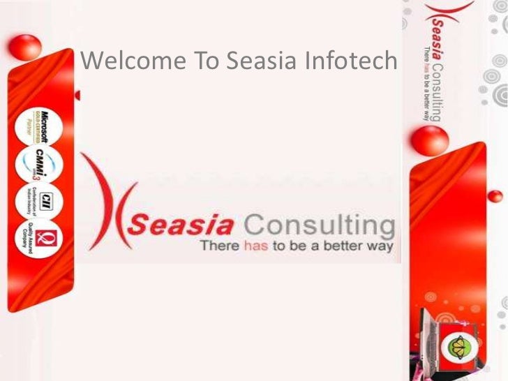 Welcome To Seasia Infotech