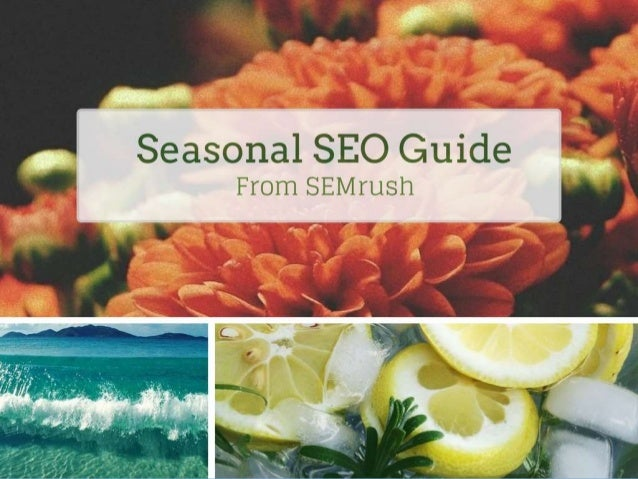 SEO Tips and Tricks for the Holiday Season
