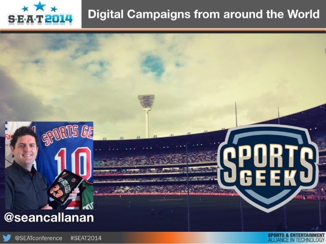 SEAT 2014 - Digital Campaigns from around the World