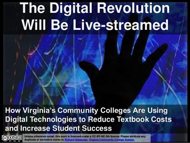 AACC 2014: VCCS & OER