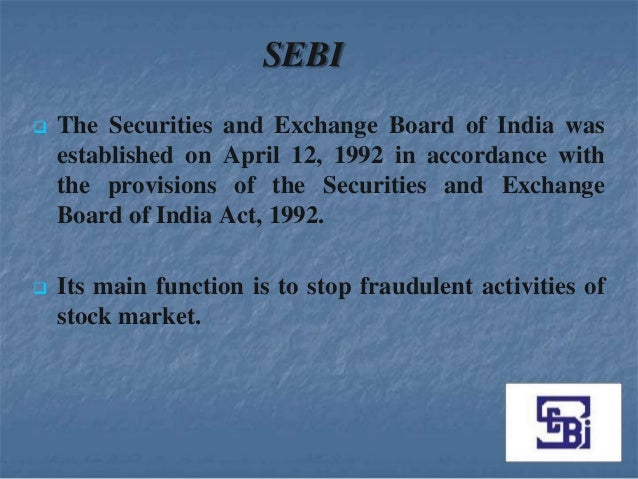 sebi pdf Sebi officer grade a previous papers had furnished on this page candidates need to collect them to make preparation more effective now, the higher authorities of the securities and exchange board of india had released a notification to fill up the 120 officer grade a (assistant manager) vacancies.