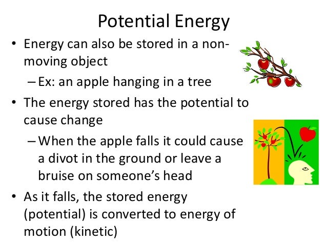 essay on potential and kinetic energy This website offers free ged video instruction, and this lesson is about science - potential and kinetic energy to become optimally prepared for the ged.