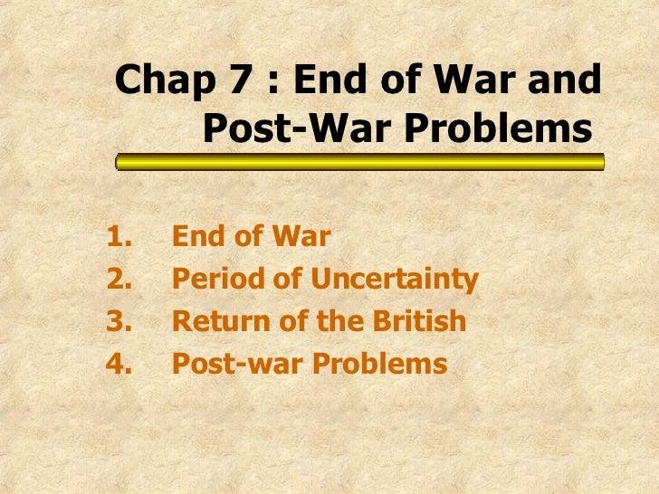 Sec2 Chap8 Postwar Problems[1]
