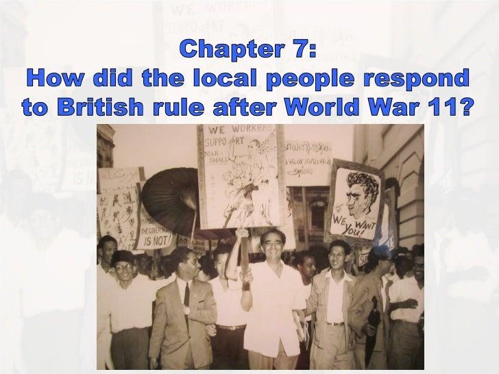 Sec 2 Hist Chapter 7