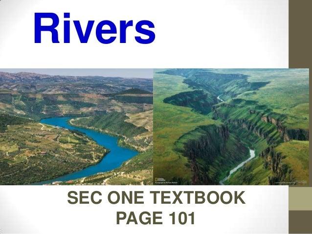 Sec 2 rivers 2013