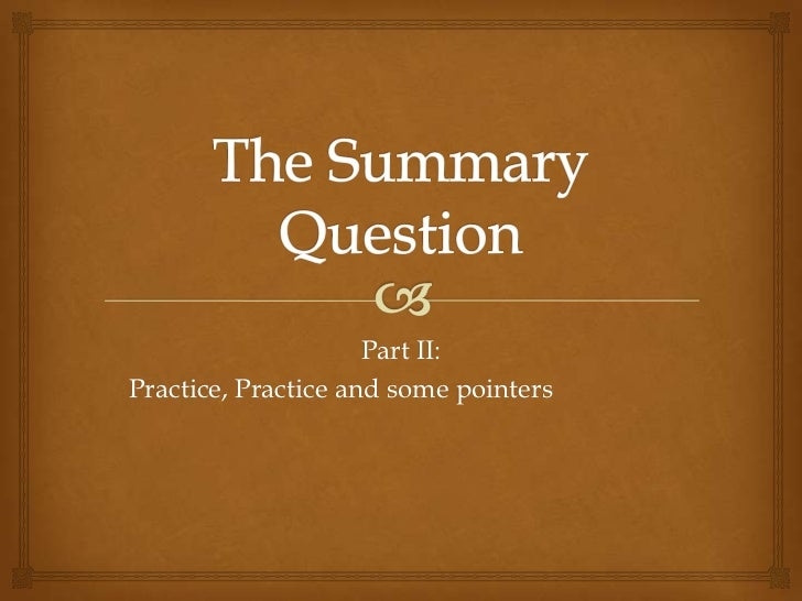 Sec3 english language_comprehension_the summary question_partii