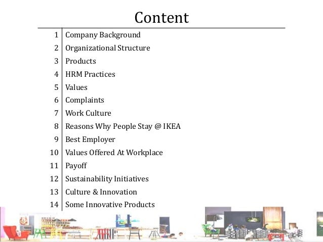 ikea s innovative human resource management practices and work culture