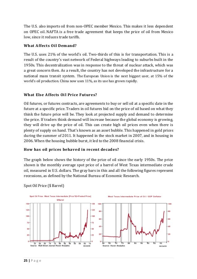 U.S. recession reducing money going to Mexico Argumentive term paper?