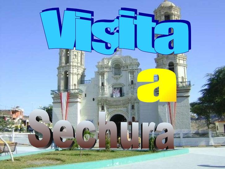 Visita a Sechura