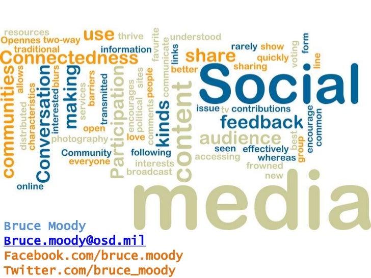 Secretary of the Navy Retiree Council, Washington, DC, 2011, Social Media Brief