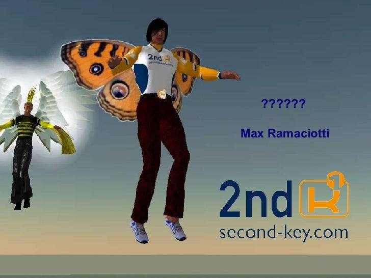 ??????   Max Ramaciotti