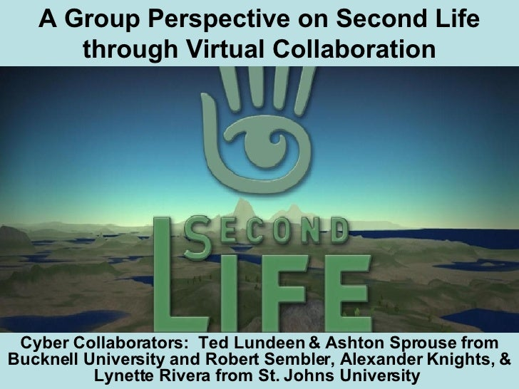 Second  Life  Project Team 10
