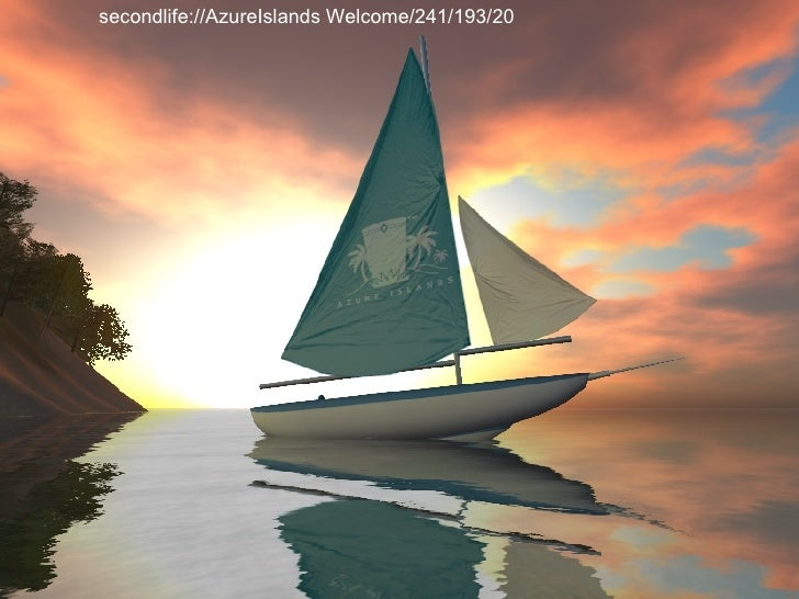 Boats in Second Life Vol. 1