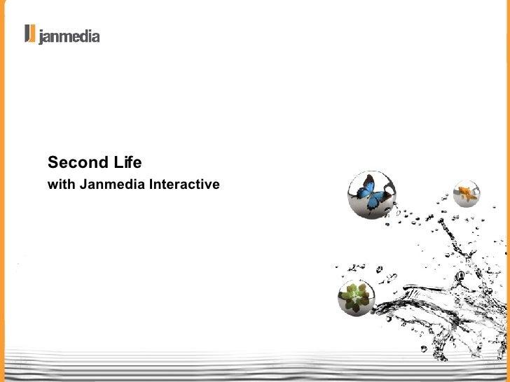 Second Life Workshop