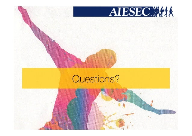 Summer Internship question?
