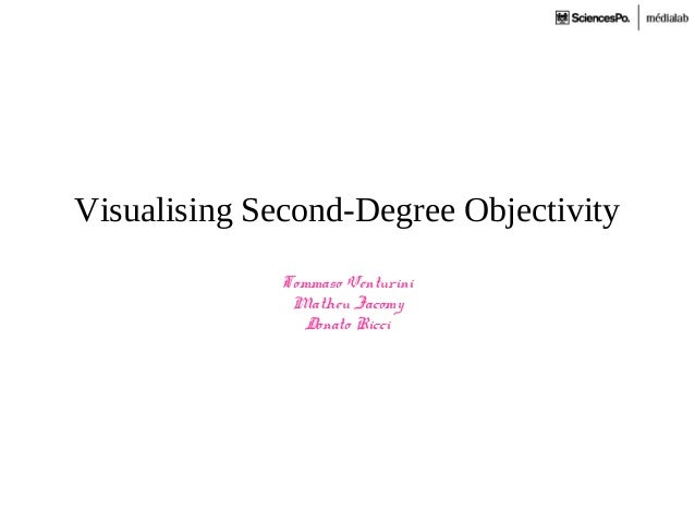 Second Degree Objectivity