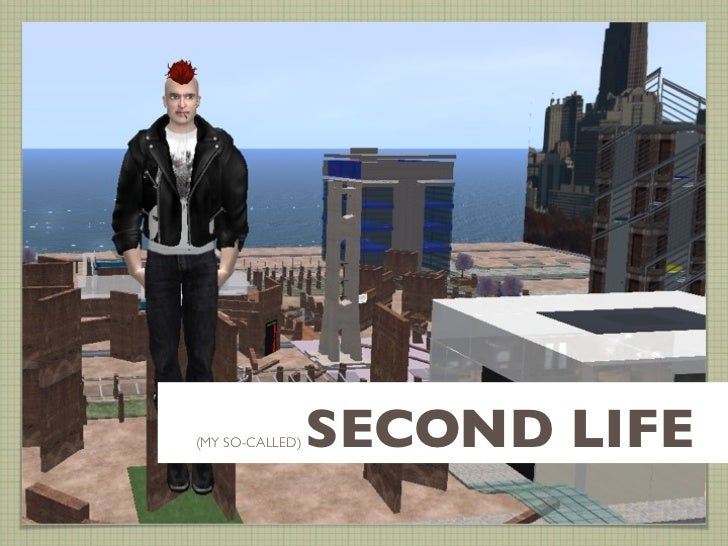 My So-Called Second life (fall 2010)