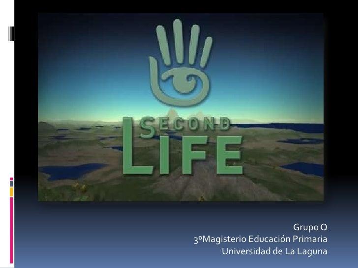 Grupo Q<br />3ºMagisterio Educación Primaria<br />Universidad de La Laguna<br />