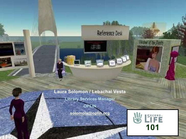 Second Life 101